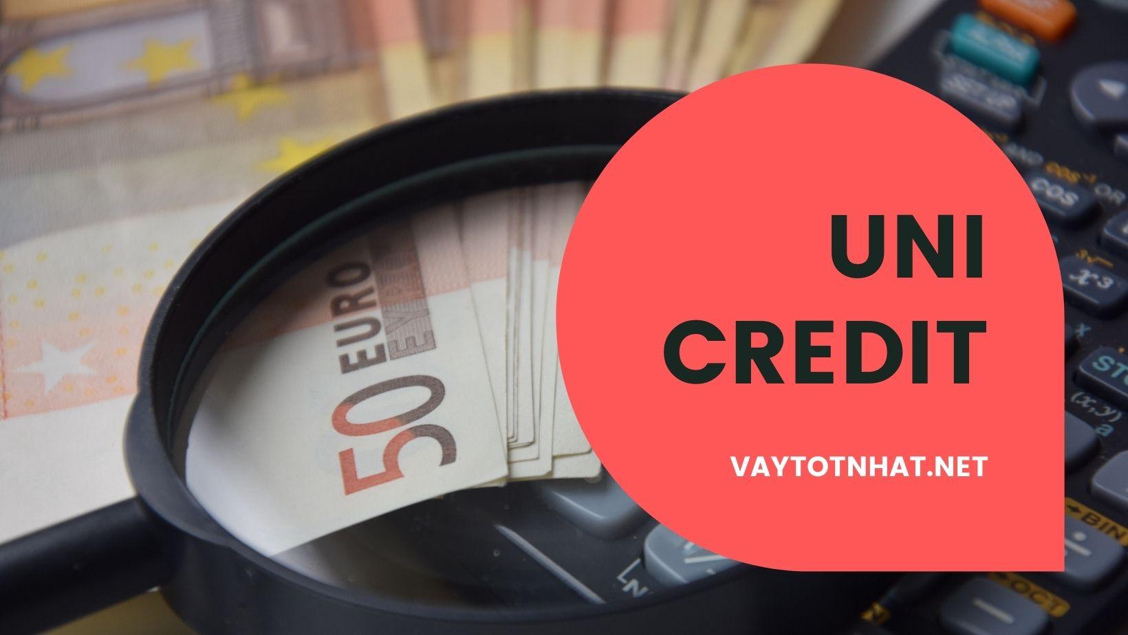 App Uni Credit