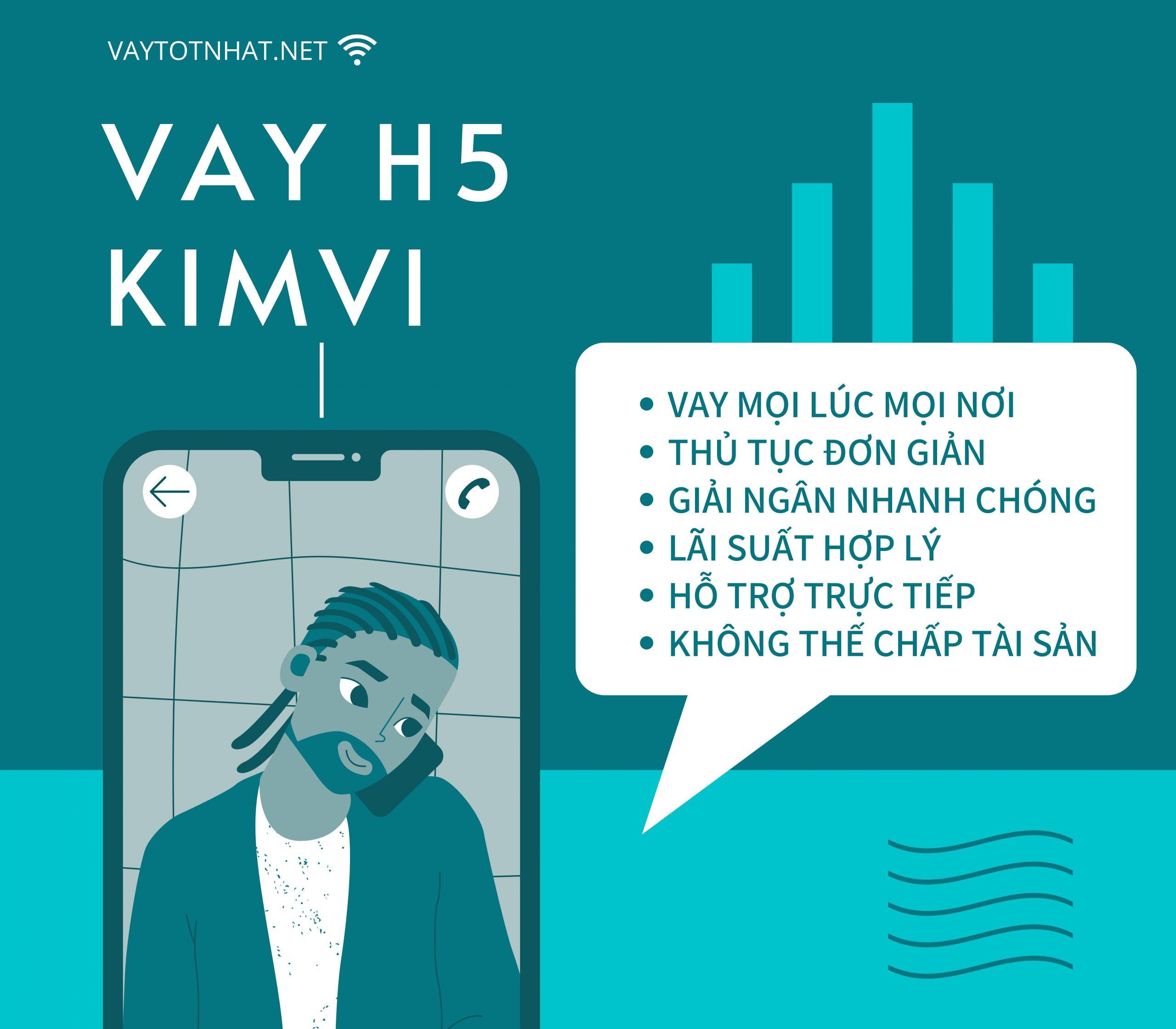 Ưu điểm vay Kimvi